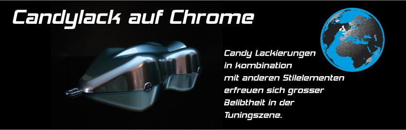 Candylack Effektlack @ Chrome