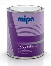 Mipa 1K-UV-Füller grau 1 Liter