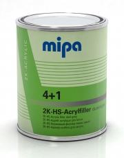 Mipa 4+1 Acrylfiller HS dunkelgrau 1 Liter