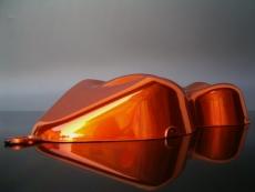 Orange@Chrome Candylack 100 ml