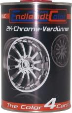 2K Chrome Verdünner für Vorlack/Klarlack 1 Liter