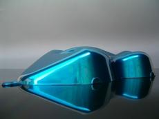 RiverBlue@Chrome Candylack 1,25 Liter Komplett Set