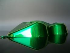 SpearmintGreen@Chrome Candylack 1,25 Liter Komplett Set