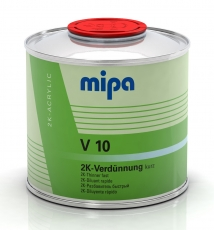 Mipa 2K-Verdünnung kurz V 10