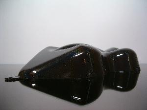 flip flop lack effektlack black rainbow 1 liter unverd nnt