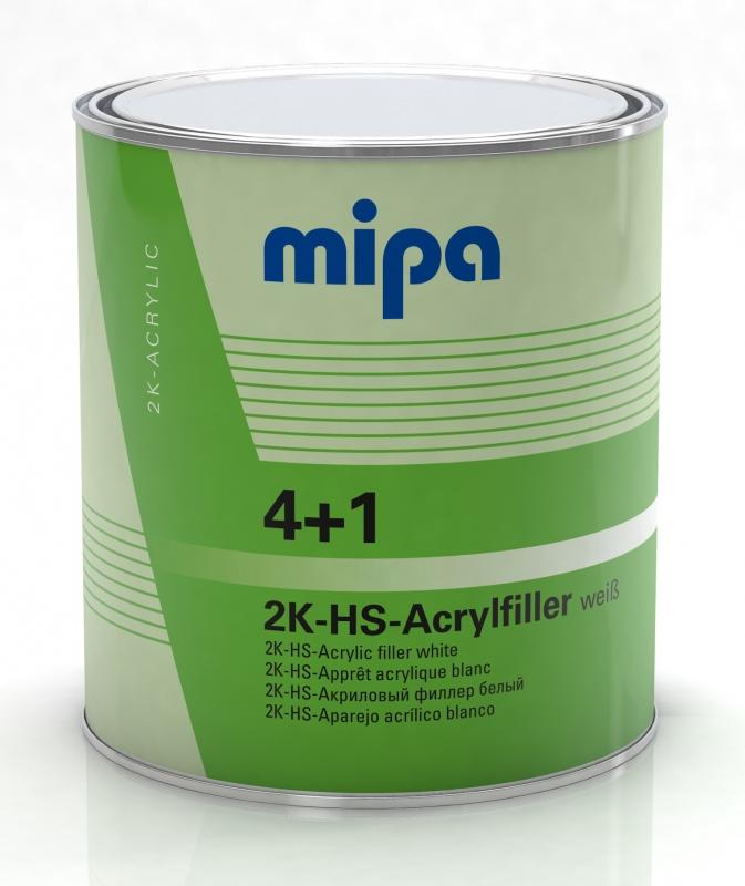 Mipa 4+1 Acrylfiller HS weiß 3 Liter