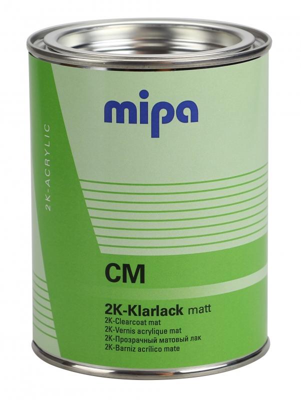 Mipa 2K-Klarlack matt CM 500 ml