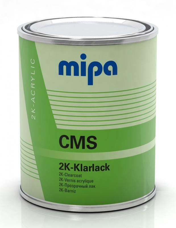 Mipa 2K-Klarlack CMS Matt-Klarlack 1 Liter