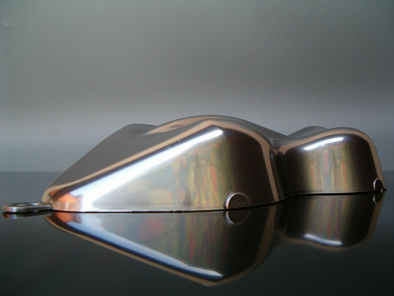 SteelBlue@Chrome Candylack 100 ml