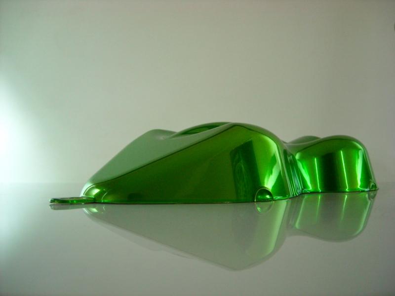 LimeGreen@Chrome Candylack 1,25 Liter Komplett Set