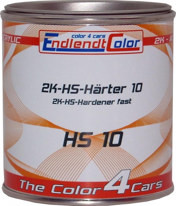 2K HS Härter HS10 (kurz) 0,25 Liter