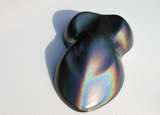 flip flop lack effektlack silver rainbow 1 liter unverd nnt autolack chromlack effektlack. Black Bedroom Furniture Sets. Home Design Ideas