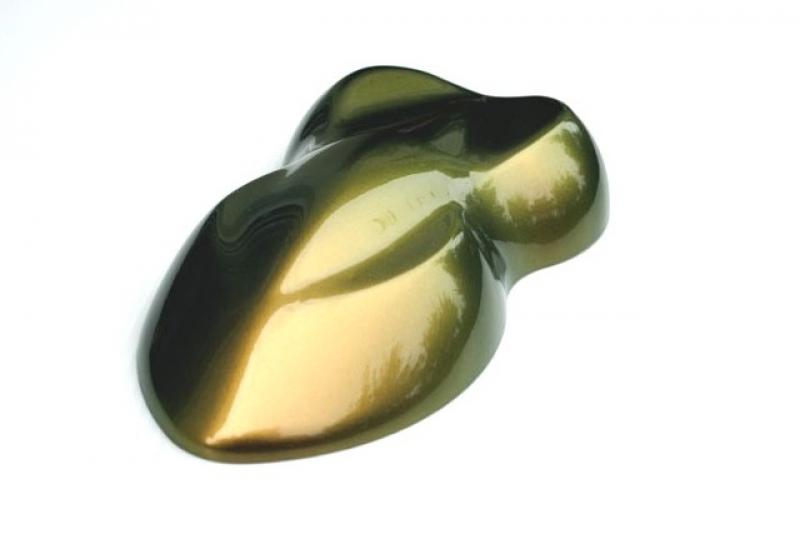 flip flop lack effektlack magic green 1 liter unverd nnt. Black Bedroom Furniture Sets. Home Design Ideas