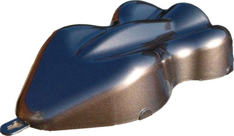 flip flop lack effektlack silver black 1 liter unverd n. Black Bedroom Furniture Sets. Home Design Ideas