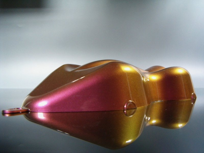 flip flop lack effektlack purple gold 3 x 400ml. Black Bedroom Furniture Sets. Home Design Ideas