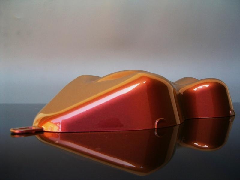 flip flop lack effektlack magenta gold 100 ml unverd nnt. Black Bedroom Furniture Sets. Home Design Ideas