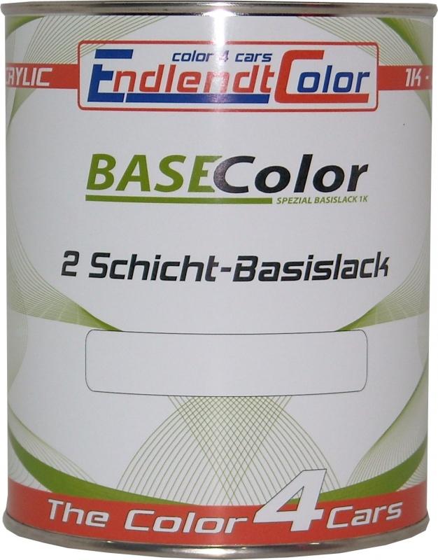 Autolack 2 Schicht Basislack Wunschfarbe unverdünnt 1 Liter