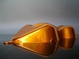 GoldOrange@Chrome Candylack 1 Liter