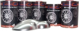 MirrorChrome Chromlack 5 Liter Set Komplett Set mit DVD