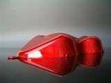 CherryRedSilver Candylack / Effektlack 1 Liter spritzfertig