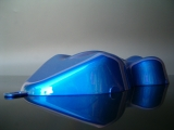 OceanBlueSilver Candylack / Effektlack 1 Liter spritzfertig