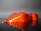 OrangeSilver Candylack / Effektlack 1 Liter spritzfertig