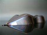 SteelBlueSilver Candylack / Effektlack 1 Liter spritzfertig