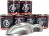 Chromlack Effektlack Set 1,5 Liter