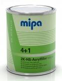 Mipa 4+1 Acrylfiller HS hellgrau 1 Liter