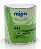 Mipa 4+1 Acrylfiller HS schwarz 3 Liter