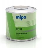 Mipa 2K-HS-Klarlack CC8, 0,5 Liter