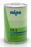 Mipa 2K HS Express-Klarlack CX3, 1 Liter