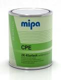 Mipa 2K-Klarlack CPE seidenglänzend 1 Liter