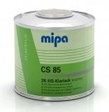 Mipa 2K HS-Klarlack CS 85 kratzfest 0,5 Liter