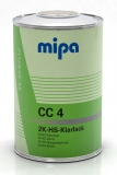 Mipa 2K-HS-Klarlack CC4, 1 Liter