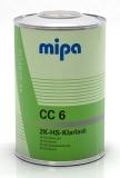Mipa 2K-HS-Klarlack CC6, 1 Liter