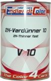 2K-Verdünner Acrylverdünner V10 (kurz) 1 Liter