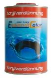 2K-Verdünner Acrylverdünner V10 (kurz) 250 ml