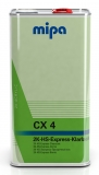 Mipa 2K HS Express-Klarlack CX 4, 5 Liter