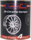 2K Chrome Vorlack RAL 9005 1 Liter