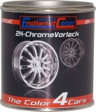 2K Chrome Vorlack RAL 9005 250 ml