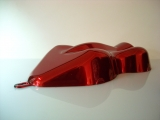 CherryRed@Chrome Candylack 1,25 Liter Komplett Set