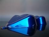 OceanBlue@Chrome Candylack 1,25 Liter Komplett Set