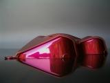 RaspberryRed@Chrome Candylack 1,25 Liter Komplett Set