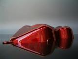 StrawberryRed@Chrome Candylack 1,25 Liter Komplett Set