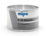 Mipa P 70 inkl. Härter PE-Auto-Füllspachtel | Metallspachtel 1kg