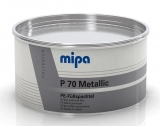 Mipa P 70 inkl. Härter PE-Auto-Füllspachtel | Metallspachtel 2kg