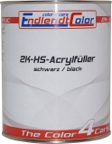 2K HS Acrylfüller 4:1 schwarz 1,4 kg ~ 1 Liter