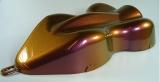 Flip Flop Lack Effektlack Magenta / Gold 1 Liter unverdünnt
