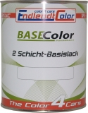 Autolack BC Basislack - Vorlack Silber mittel 1 Liter